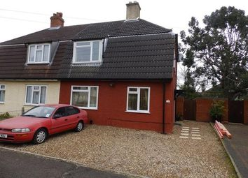 Thumbnail 3 bed semi-detached house for sale in Ransome Crescent, Ipswich