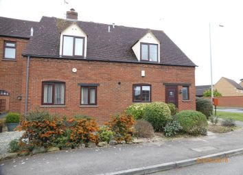 Thumbnail 3 bed semi-detached house to rent in Haycroft Close, Bishops Cleeve, Cheltenham