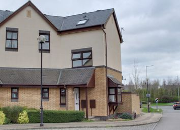 Thumbnail 4 bedroom semi-detached house to rent in Picton Street, Kingsmead, Milton Keynes