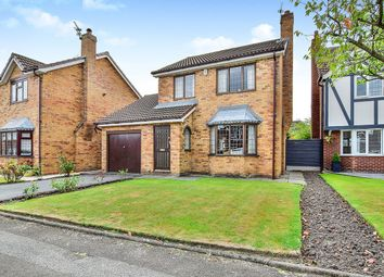 Thumbnail 3 bed detached house for sale in Baron Green, Heald Green, Cheadle