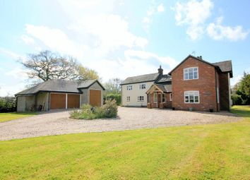 Thumbnail 5 bed detached house for sale in Sandon Road, Hilderstone, Stone
