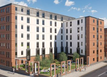 Thumbnail 1 bed block of flats for sale in Iliad Street, Liverpool