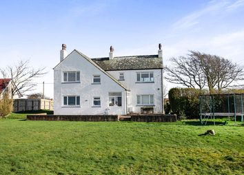 Thumbnail 4 bed detached house for sale in Ryehills Road, Skinburness, Wigton
