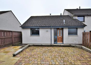 Thumbnail 1 bed semi-detached bungalow for sale in Mile End Place, Inverness