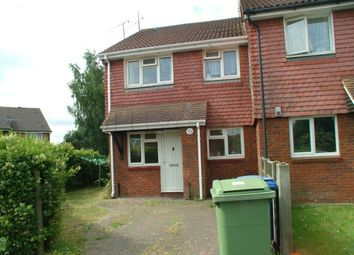 Thumbnail 1 bed terraced house to rent in Hazebrouck Road, Faversham