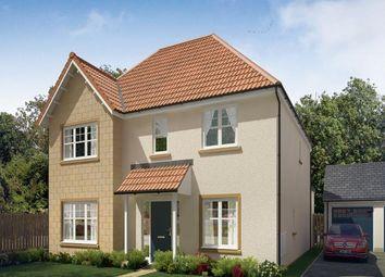 Thumbnail 4 bed detached house for sale in Haldane Avenue, Haddington