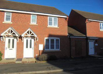 Thumbnail 3 bedroom semi-detached house for sale in Mount Gilbert, Arleston, Telford