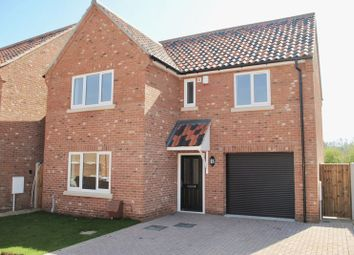 Thumbnail 4 bed detached house for sale in George Davey Close, Beccles