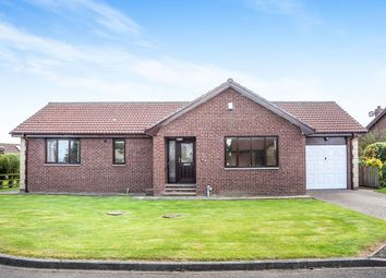 Thumbnail 3 bed bungalow for sale in Islestone Drive, Seahouses
