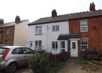 Thumbnail 2 bed terraced house for sale in George Town Cottages, Tempsford Road, Sandy, Bedfordshire