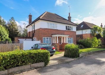 Thumbnail 4 bed detached house for sale in Malpas Drive, Pinner