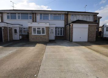 Thumbnail 4 bed terraced house for sale in Colne, East Tilbury, Essex