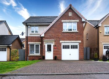 Thumbnail 4 bed detached house for sale in Fieldfare View, Dunfermline