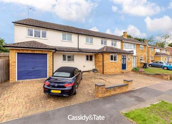 Thumbnail 4 bed semi-detached house for sale in Ardens Way, St Albans, Hertfordshire