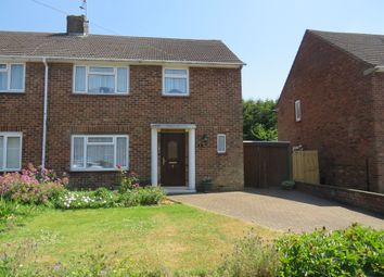 Thumbnail 3 bed semi-detached house for sale in Covallen Court, Blinco Road, Rushden