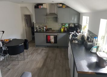 Thumbnail 3 bed flat to rent in Gordon Road, Cardiff