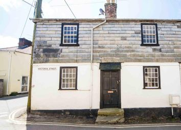 Thumbnail 2 bed end terrace house for sale in Victoria Street, St Columb Major