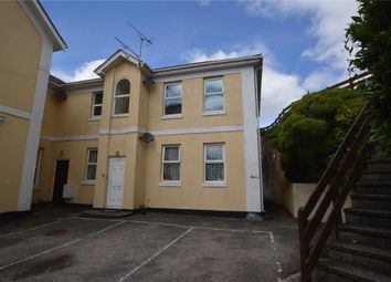 Thumbnail 1 bed flat to rent in Thurlow Road, Torquay, Devon