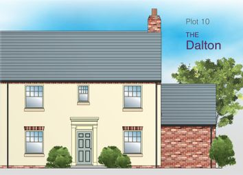 Thumbnail 4 bedroom semi-detached house for sale in Plot 10, Woldgate Pastures, East End, Kilham