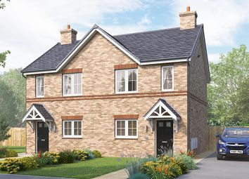 "Thumbnail 2 bed semi-detached house for sale in ""The Bambridge"" at Wellfield Road North, Wingate"