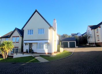 Thumbnail 4 bed property for sale in Warren View, Bideford