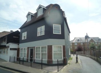 Thumbnail 2 bed flat to rent in East Street, Rochford