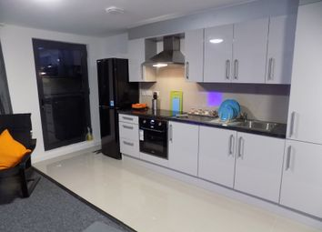 Thumbnail 4 bedroom flat to rent in Infirmary Road, Sheffield