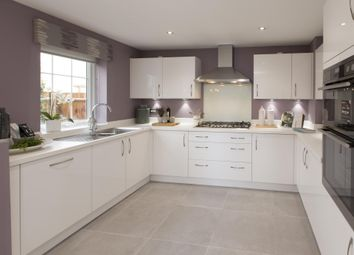 "Thumbnail 4 bed detached house for sale in ""Holden"" at Warkton Lane, Barton Seagrave, Kettering"