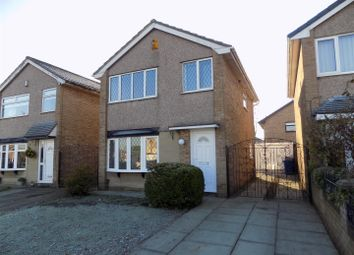 Thumbnail 3 bed detached house for sale in Carr Lane, Wigan