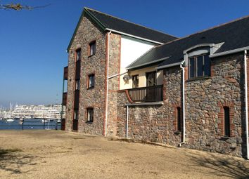 Thumbnail 2 bed terraced house to rent in Freemans Wharf, Stonehouse, Plymouth