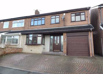 Thumbnail 4 bed property for sale in Martin Close, Denton, Manchester
