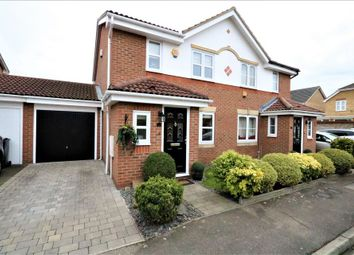 Thumbnail 3 bed semi-detached house for sale in Grifon Road, Chafford Hundred, Grays