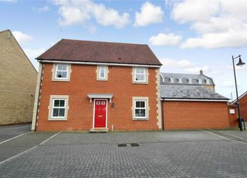 Thumbnail 4 bed detached house for sale in Prospero Way, Haydon End, Swindon