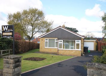 Thumbnail 2 bed detached bungalow for sale in Pine Grove, Northallerton
