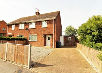 Thumbnail 3 bed property for sale in Homefield Avenue, Lowestoft