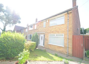 Thumbnail 2 bed end terrace house for sale in Sinclair Crescent, Hull, East Riding Of Yorkshire