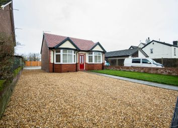 Thumbnail 3 bed detached bungalow to rent in Snape Green, Southport