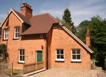 Thumbnail 3 bed cottage to rent in Cobden Hill, Radlett