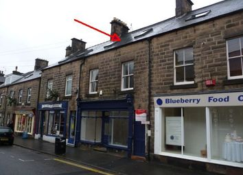 Thumbnail 2 bed flat to rent in 85B Smedley Street, Matlock, Derbyshire