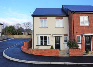 Thumbnail 3 bed end terrace house for sale in Ashdale Mews, Pembroke