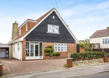 Thumbnail 4 bed detached house for sale in Scocles Road, Minster On Sea, Sheerness