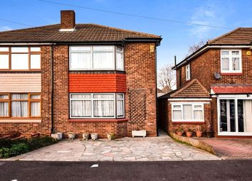 Thumbnail 3 bed semi-detached house for sale in Rudland Road, Bexleyheath, Kent