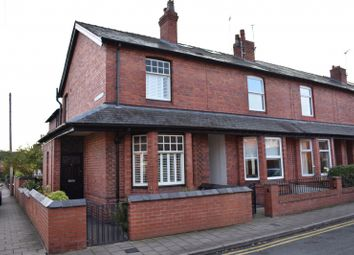 Thumbnail 3 bed end terrace house to rent in Panton Road, Hoole, Chester