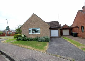 Thumbnail 2 bed bungalow to rent in Aversley Road, Sawtry, Huntingdon