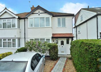 3 bed semi-detached house for sale in Ray Road, West Molesey KT8