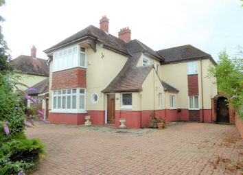Thumbnail 4 bed detached house for sale in Park Street, Bridgend