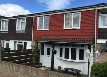 Thumbnail 3 bed terraced house to rent in Mullins Close, Basingstoke