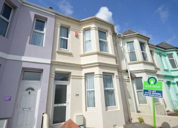 Thumbnail 5 bed property to rent in Embankment Road, Plymouth