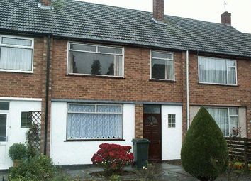 Thumbnail 3 bed terraced house to rent in Harold Road, Stoke, Coventry, West Midlands