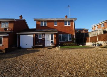 Thumbnail 4 bed detached house for sale in Fielding Way, Nuneaton
